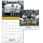 Good Old Days Spiral Wall Calendars